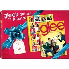 GLEE Season 1 Gift Set with a Journal!