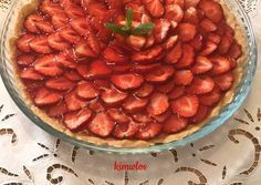 #cookpad_greece #Τάρτα #φράουλα Chana Masala, Beans, Vegetables, Ethnic Recipes, Yoga Pants, Food, Pies, Vegetable Recipes, Eten