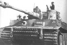 Tiger I tank #WorldWar2 #Tanks