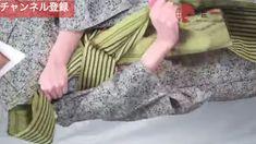 帯揚げ、帯締め、枕さえも使わない!半幅感覚で結べる名古屋帯 Leg Warmers, Fashion, Leg Warmers Outfit, Moda, Fashion Styles, Fashion Illustrations
