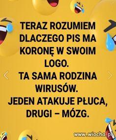 Weekend Humor, How To Plan, Funny, Polish Sayings, Funny Sayings, Funny Parenting, Hilarious, Fun, Humor