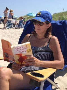 "Perfect choice of a Beach Read...and you don't have to be a ""teen"" to read it!"