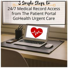 3 Simple Steps to 24/7 Medical Record Access from the Patient Portal #UrgentCareMoms @niecyisms #ad