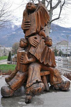 RK:wood sculpture | Flickr - Photo Sharing!
