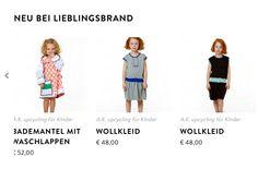 Es tut sich was in der Kinderabteilung! Liebevolle Upcycling-Kleider von A.K.Upcycling ! http://ift.tt/1QP7ui1