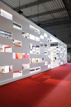 Nascent Design — Calligaris – Stand Salone 2013