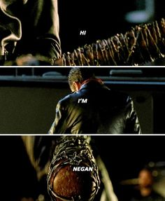 Cannot wait even though he is going to slowly kill me with every swing of that damn bat! Walking Dead Season 6, Fear The Walking Dead, I Hate Everything, Do Not Open, Fandom Memes, Dead Inside, Stuff And Thangs, Music Tv, Best Shows Ever