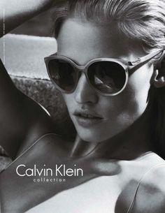 ca035d6d0f7 Lara Stone for Calvin Klein Collection SS 2012 Ad Campaign Calvin Klein  Ads