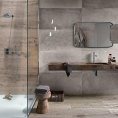 Bildergebnis für betonfliesen bad