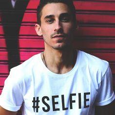 Let Me Take A Selfie. #Selfie #TShirt #OnlineStores #BrownBoy #EcoFriendly #MensFashion