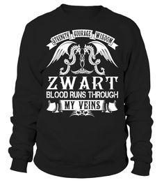 ZWART Blood Runs Through My Veins #Zwart