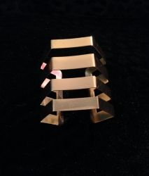 Gold Cuff for sale at Glamhairus.com