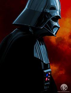 Darth Vader Created by Osman Taner Küçükgenç