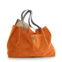 Suede Boho Bag, Bright Colors #makeyourmark