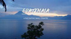 Guatemala Atitlan See