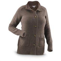 Women's Carhartt® Tomboy Cardigan Sweater