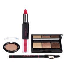 Set Machiaj Danii Minogue Essential Model Co Dannii Minogue, Color Box, Colour, Pencil Sharpener, Make Up Collection, Lip Gloss, Glow, Eyeshadow, Lipstick