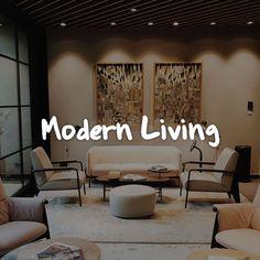 Gestalte die Zuhause wie es dir gefällt und lasse dich von Trends inspirieren. Shops, Modern Living, Trends, Home Decor, Modern Home Design, Ad Home, Tents, Decoration Home, Room Decor
