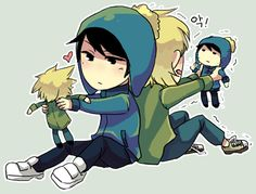 South Park ~~ Craig x Tweek.