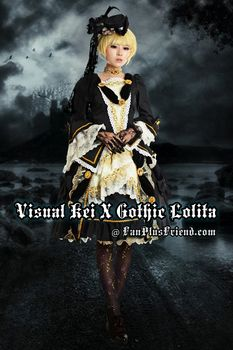 Shop for GOTHIC LOLITA COSTUMES #fashion #cosplay