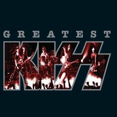 Without a new studio release since KISS has offered up an Unplugged album, a live album, and now a greatest hits collection. Kiss Album Covers, Cd Cover, Cover Art, Google Play, Mtv, Play Musica, Detroit Rock City, Rock Radio, Love Gun