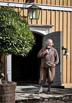 Tage Andersen... Master florist