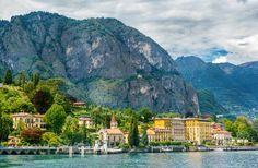 CADENABBIA Part of the municipality of Griante in the central portion of Lake Como, Cadenabbia is home to opulent villas, grand hotels, stunning gardens, historic churches, and hiking trails. In other words, this town has it all.