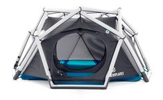 Tienda de campaña inflable cúpula geodésica de Heimplanet