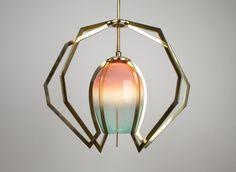 Vise Light Fixture from  Bec Brittain