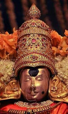 Beautiful Madurai Meenachai