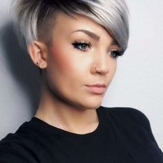 Short Hairstyle 2018 – 124