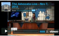 Watch this news show about some of the things happening at HHS.
