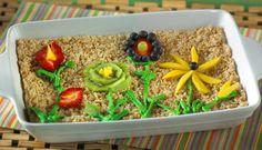 Rice Krispies Treats Mother's Day Garden