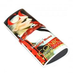 Royal Red Magazine Clutch Handbag Remember Seeing That Episode Of Carrie From In The