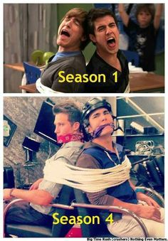 Hahah I remember that episode things never change