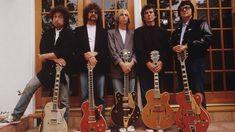 Travelin' Wilbury's ~ Dylan, Lynne, Petty, Harrison, Orbison.