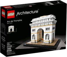 LEGO 21036 ARCHITECTURE - ARCO DI TRIONFO - Tutte le ultime novità dal mondo LEGO in pronta consegna su Vendiloshop.it #lego #offerte #giocattoli #vendiloshop