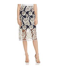 T Tahari Carolina Skirt - on #sale 31% off @ #Bloomingdale's  #TTahari