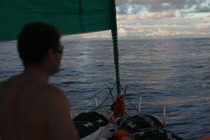 Charles Caudrelier / Leg 6 - Day 4 / Groupama in the Volvo Ocean Race / Credit : Yann Riou