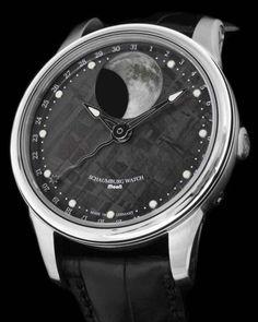 Schaumburg Moon Meteorite