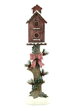 Special Offers - Resin Light Up Birdhouse on Stand - In stock & Free Shipping. You can save more money! Check It (August 25 2016 at 06:49PM) >> http://birdhouseusa.net/resin-light-up-birdhouse-on-stand/