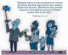 Matteo 6:1-4