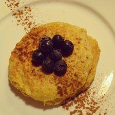 Boncibus - Rezept - Gesunde Haferflocken Pancakeshttp://boncibus.com/de/recipe/fruehstueck-rezept/gesunde-haferflocken-pancakes-181 #glutenfrei