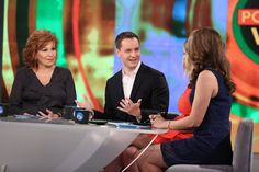 Times Square Gossip: CLINTON CAMPAIGN MANAGER TALKS TO 'THE VIEW'
