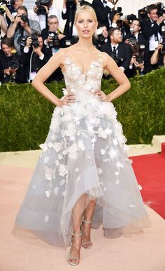 As we prep for the 2017 Met Gala, reminisce with us on the best red carpet looks from last year.