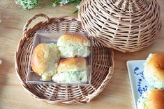 모닝빵샌드위치 감자샐러드 듬뿍 : 네이버 블로그 Dairy, Cheese, Food, Food Food, Essen, Meals, Yemek, Eten