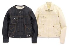 Picture of Levi's Lefty Jean 2010 Fall/Winter Jackets