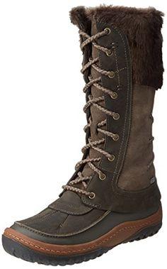 Merrell Women's Decora Prelude Waterproof Winter Boot,Falcon,5.5 M US Merrell http://smile.amazon.com/dp/B00HF6YUWQ/ref=cm_sw_r_pi_dp_iwE6ub146ZBX2