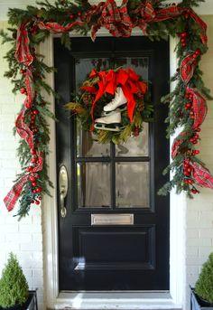 Enfeite A Porta Para O Natal!por Depósito Santa Mariah