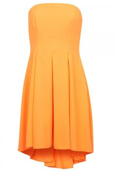 Miss Selfridge Bandeau Prom Dress, £59